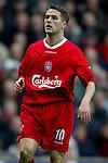 Michael Owen of Liverpool