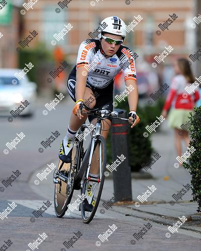 2011-07-08 / Wielrennen / seizoen 2011 / Kenneth Sergooris..Foto: mpics