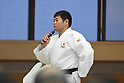 Haruka Hirose (JPN), <br /> JULY 27, 2016 - Judo : <br /> Japan national team Send-off Party for Rio Olympic Games 2016 <br /> &amp; Paralympic Games <br /> at Kodokan, Tokyo, Japan. <br /> (Photo by AFLO SPORT)