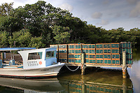 Commercial fishing boat, Islamorada, Florida Keys