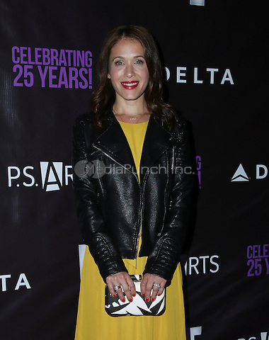 LOS ANGELES, CA - MAY 20: Marla Sokoloff attends P.S. Arts' The pARTy at NeueHouse Hollywood on May 20, 2016 in Los Angeles, California. Credit: Parisa/MediaPunch.