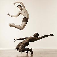 Dancers: Austin Tyson & Edward Spots
