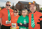 Curtis, Sarah, Joan and Carl during the 5th annual Leprechaun Run in Reno on Sunday, March 12, 2017.