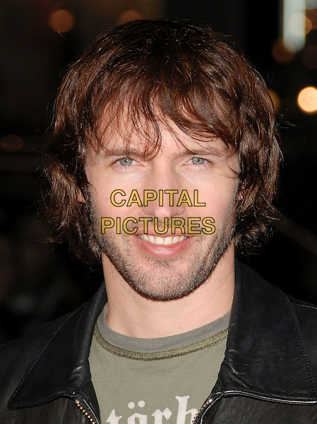 "JAMES BLUNT.Attends The Warner Brother Pictures' World Premiere of ""P.S. I Love You"" held at The Grauman's Chinese Theatre in Hollywood, California, USA, December 09 2007.                                                                     portrait headshot.CAP/DVS.©Debbie VanStory/Capital Pictures"