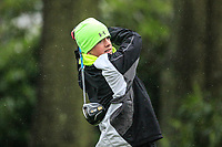 Max Kennedy (Royal Dublin GC) during the final round of the Peter McEvoy Trophy played at Copt Heath Golf Club, Solihull, England. 12/04/2018.<br /> Picture: Golffile | Phil Inglis<br /> <br /> <br /> All photo usage must carry mandatory copyright credit (&copy; Golffile | Phil Inglis)