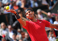 David FERRER / Rafael NADAL - 08.06.2012 - Roland Garros 2012 - Photo: Dave Winter