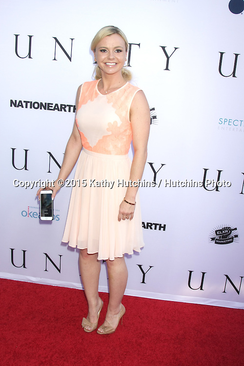 """LOS ANGELES - JUN 24:  Bree Olson at the """"Unity"""" Documentary World Premeire at the Director's Guild of America on June 24, 2015 in Los Angeles, CA"""