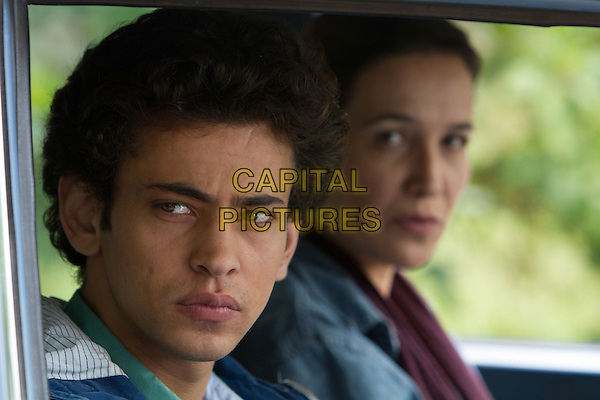 A BORROWED IDENTITY (2014)<br /> (Dancing Arabs)<br /> Eyad (Tawfeek Barhom) and Edna (Yael Abecassis)<br /> *Filmstill - Editorial Use Only*<br /> CAP/FB<br /> Image supplied by Capital Pictures