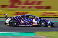 #83 KESSEL RACING (CHE) FERRARI F488 GTE EVO LMGTE MANUELA GOSTNER (ITA) RAHEL FREY (CHE) MICHELLE GATTING (DNK)