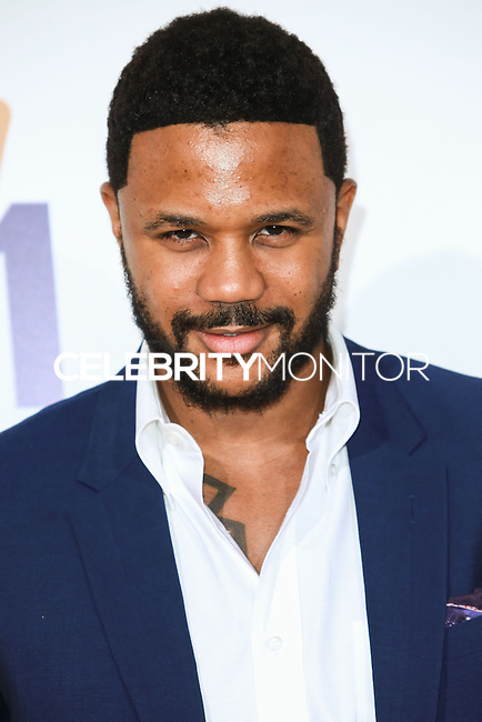 HOLLYWOOD, LOS ANGELES, CA, USA - JUNE 09: Hosea Chanchez at the Los Angeles Premiere Of Screen Gems' 'Think Like A Man Too' held at the TCL Chinese Theatre on June 9, 2014 in Hollywood, Los Angeles, California, United States. (Photo by David Acosta/Celebrity Monitor)