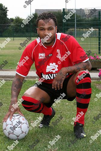 2010-07-21 / Seizoen 2010-2011 / Voetbal / SK Wilrijk / Claudio Gomes Semedo..Foto: mpics