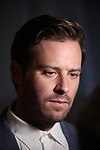 Armie Hammer attends the Broadway Opening Night after party for 'Straight White Men' Broadway Opening Night at DaDong on July 23, 2018 in New York City