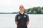 14.07.2017, Maschsee, Hannover, GER, 1.FBL, Hannover 96 - Portr&auml;ttermin<br /> <br /> im Bild<br /> Timo Rosenberg (Reha-Trainer / Athletik-Trainer Hannover 96), <br /> <br /> Foto &copy; nordphoto / Ewert
