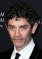 BEVERLY HILLS, CA, USA - OCTOBER 30: James Frain arrives at the 2014 BAFTA Los Angeles Jaguar Britannia Awards Presented By BBC America And United Airlines held at The Beverly Hilton Hotel on October 30, 2014 in Beverly Hills, California, United States. (Photo by Xavier Collin/Celebrity Monitor)