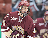 Tim Filangieri - The Boston College Eagles defeated the Providence College Friars 4-1 on Saturday, January 7, 2006, at Schneider Arena in Providence, Rhode Island.