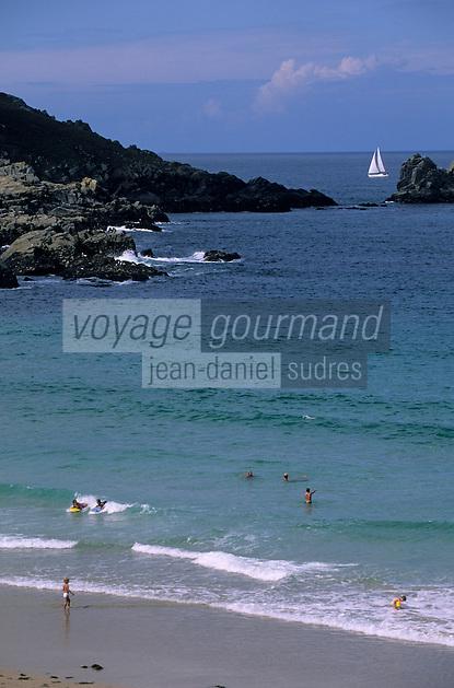 Europe/France/Bretagne/29/Finistère/Env de douarnenez: La pointe du Millier