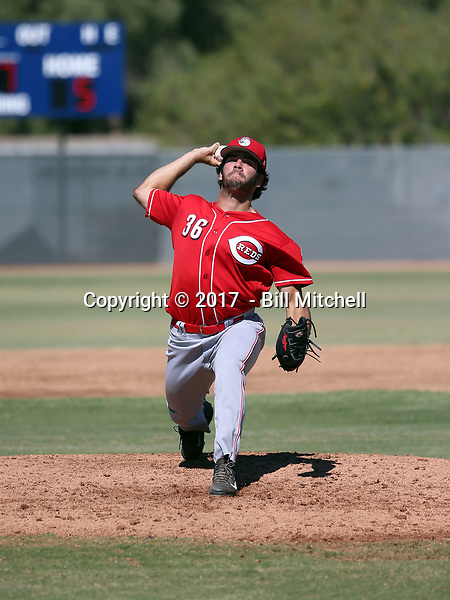 Adrian Chacon - 2017 AIL Reds (Bill Mitchell)