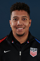 U.S. Soccer Staff Headshots, December 15, 2017