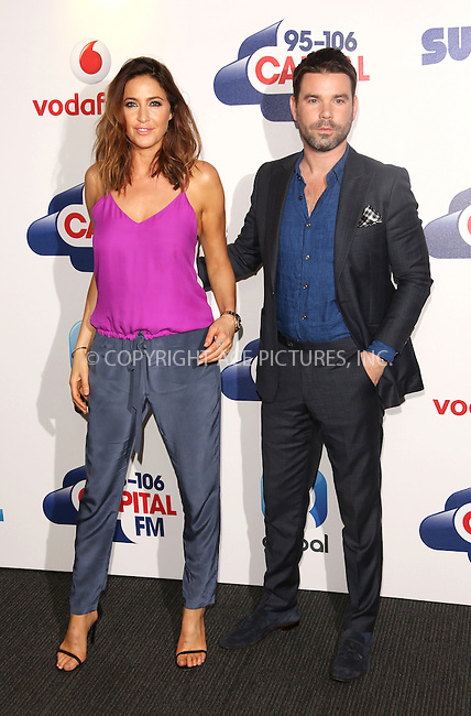 WWW.ACEPIXS.COM<br /> <br /> June 6 2015, London<br /> <br /> Lisa Snowdon and Dave Berry at the Capital FM Summertime Ball on June 6 2015 in London<br /> <br /> By Line: Famous/ACE Pictures<br /> <br /> <br /> ACE Pictures, Inc.<br /> tel: 646 769 0430<br /> Email: info@acepixs.com<br /> www.acepixs.com