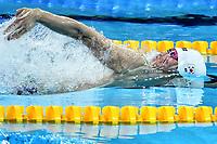 KANG Jiseok KOR <br /> Men's 50m Backstroke  <br /> Hangh Zhou 13/12/2018 <br /> Hang Zhou Olympic &amp; International Expo Center <br /> 14th Fina World Swimming Championships 25m <br /> Photo Andrea Staccioli/ Deepbluemedia /Insidefoto