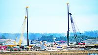 Major construction and expansion at Nova Corunna.