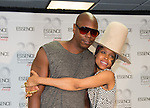 NEW ORLEANS, LA - JULY 6: Dave Chappelle and Erykah Badu attends the 2014 Essence Music Festival at the Mercedes-Benz Superdome on July 6, 2014 in New Orleans, Louisiana. Photo Credit: Morris Melvin / Retna Ltd.