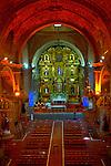 Iglesia San Francisco_Altar_La Paz Bolivia