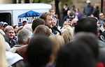 U.S. Sen. Dean Heller, R-Nev., speaks at the ribbon-cutting ceremony during the Road to the Future celebration in downtown Carson City, Nev. on Friday, Oct. 28, 2016. <br />