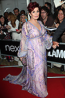 Sharon Osbourne arriving for the 2014 Glamour Awards, London. 03/06/2014 Picture by: Alexandra Glen / Featureflash