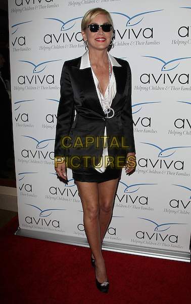 31 May 2014 - Beverly Hills, California - Sharon Stone. Aviva &quot;A&quot; Gala Fundraiser held at the Beverly Wilshire Four Seasons Hotel.<br /> CAP/ADM/FS<br /> &copy;Faye Sadou/AdMedia/Capital Pictures