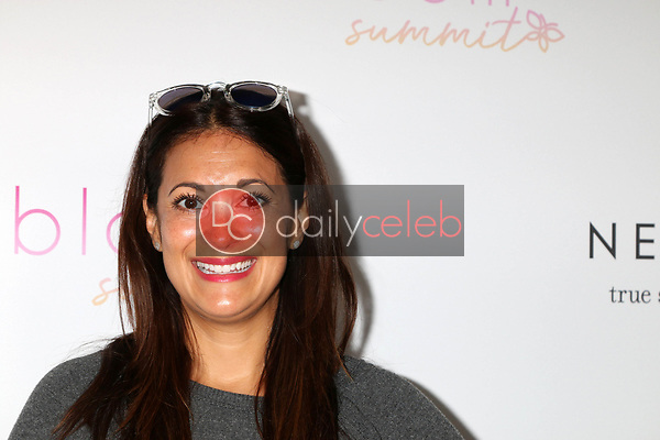 Angelique Cabral<br /> at the Bloom Summit, Beverly Hilton Hotel, Beverly Hills, CA 06-02-18<br /> David Edwards/DailyCeleb.com 818-249-4998