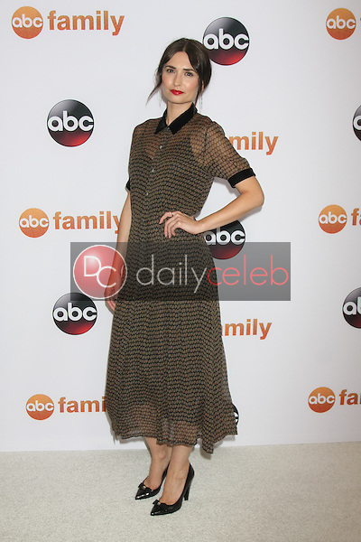 Karolina Wydra<br /> at the ABC TCA Summer Press Tour 2015 Party, Beverly Hilton Hotel, Beverly Hills, CA 08-04-15<br /> David Edwards/DailyCeleb.com 818-249-4998