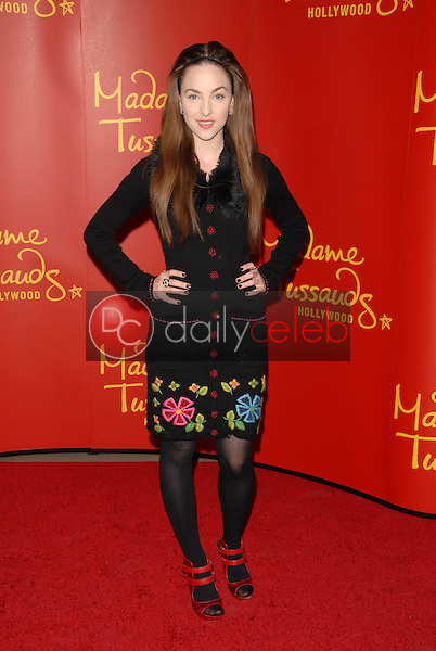 Brittany Curran<br /> at The Annual Mattel Children's Hospital Holiday Party, Madame Tussauds, Hollywood, CA. 12-01-09<br /> David Edwards/DailyCeleb.Com 818-249-4998