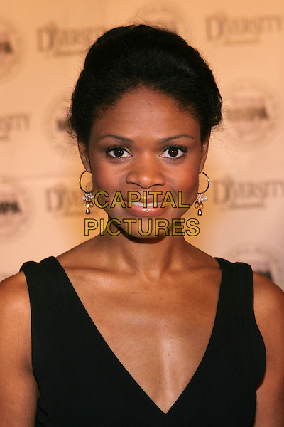 KIMBERLY ELISE.2005 Diversity Awards presented by the Multicultural Motion Picture Association held at the Beverly Hills Hotel, Beverly Hills, California.  .November 13th, 2005.Photo: Zach Lipp/AdMedia/Capital Pictures.Ref: ZL/ADM.headshot portrait hoop earrings.www.capitalpictures.com.sales@capitalpictures.com.© Capital Pictures.