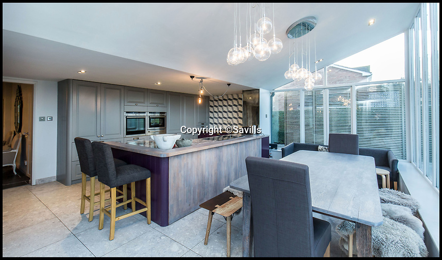 BNPS.co.uk (01202 558833)<br /> Pic: Savills/BNPS<br /> <br /> Interior designer Linda Barker is 'Changing Rooms' and homebuyers can get their hands on her beautifully-styled home for £475,000.<br /> <br /> The pretty country cottage in Ellerton, east Yorkshire, is perfect for those who hate DIY as the house has already had a makeover by the celebrity designer and needs nothing done to it.<br /> <br /> Barker and her former TV executive husband Chris Short have owned the house for 15 years and have added two extensions in that time.<br /> <br /> They are now selling because she has taken on another property project in the area and Stradbroke Villa is on the market with Savills.