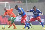 Envigado empato 1x1 con Pasto en la liga postobon del torneo finalizacion del futbol colombiano