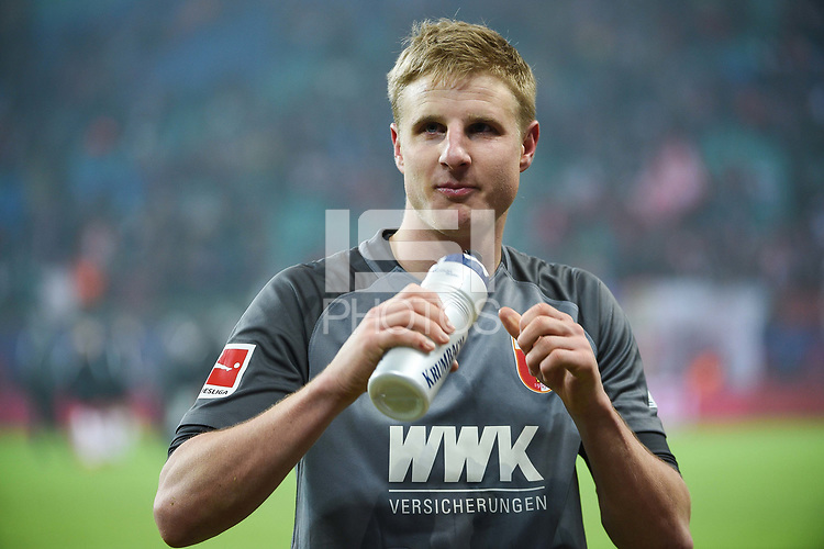 Bester Augsburger, Martin Hinteregger (FC Augsburg #36)<br /><br /><br /><br />, RB Leipzig - FC Augsburg, Football, Bundesliga, 09.02.2018 *** Local Caption *** &copy; pixathlon