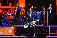 15 June 2019 - Hamilton, Ontario, Canada.  Robert Lamm of iconic band Chicago performs live in concert at FirstOntario Centre. Photo Credit: Brent Perniac/AdMedia