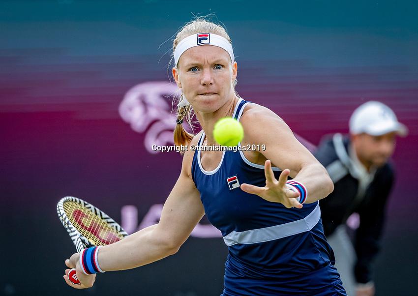 Rosmalen, Netherlands, 16 June, 2019, Tennis, Libema Open, Kiki Bertens (NED)<br /> Photo: Henk Koster/tennisimages.com