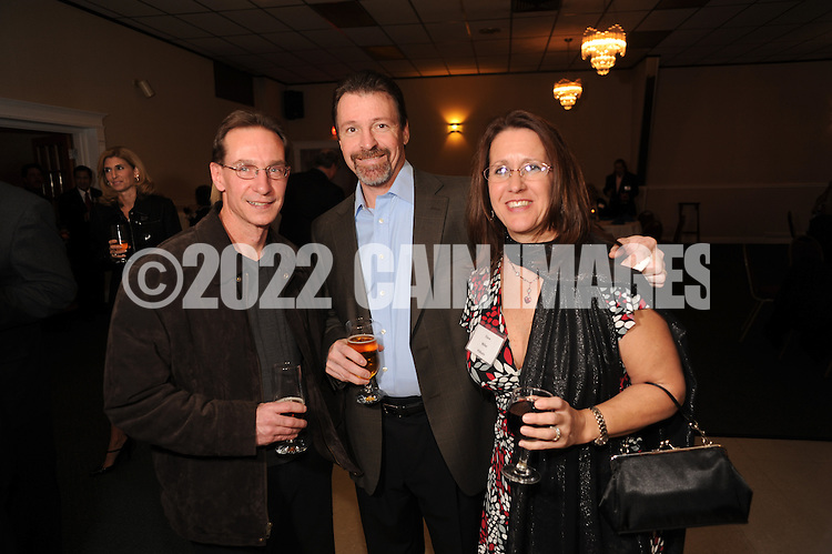 BENSALEM, PA - NOVEMBER 25:  Bensalem High School Class of 1981 30th Anniversary Reunion November 25, 2011 at the Maltese Room in Bensalem, Pennsylvania. (Photo by William Thomas Cain/cainimages.com)