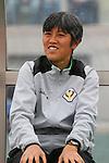 Mayumi Taratani (Beleza), .MARCH 23, 2013 - Football /Soccer : .Plenus Nadeshiko League 2013 .between NTV Beleza 2-0 FC Kibikokusaidaigaku Charme .at Ajinomoto Stadium West Field, Tokyo, Japan. .(Photo by YUTAKA/AFLO SPORT) [1040]