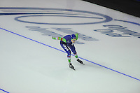 SPEEDSKATING: CALGARY: 13-11-2015, Olympic Oval, ISU World Cup, 3000m, Yvonne Nauta (NED), ©foto Martin de Jong