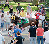 Carrietta before The John W. Rooney Memorial Stakes at Delaware Park on 6/8/13