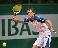 31-05-13, Tennis, France, Paris, Roland Garros, Jerzy Janowicz