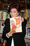 Sharon Osbourne Signs Copies Of Her New Book - Mama Hook 9-18-13