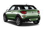 Car pictures of rear three quarter view of a 2015 MINI Paceman Cooper 3 Door Hatchback Angular Rear