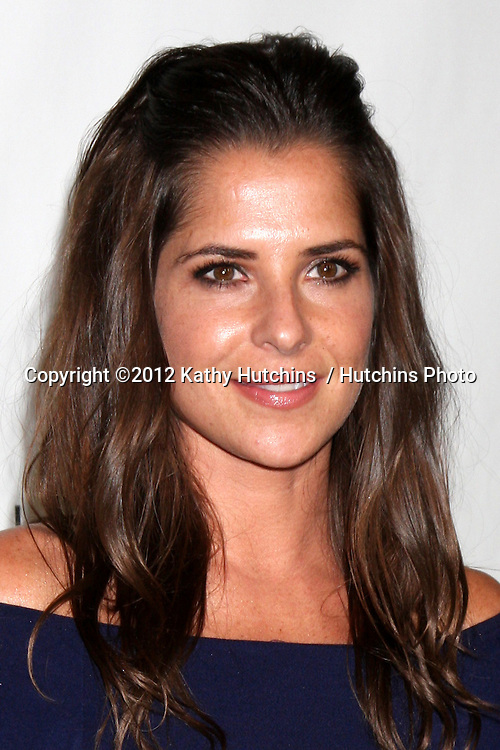 LOS ANGELES - JUL 27:  Kelly Monaco arrives at the ABC TCA Party Summer 2012 at Beverly Hilton Hotel on July 27, 2012 in Beverly Hills, CA