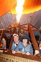 2018 October Hot Air Balloon Cairns