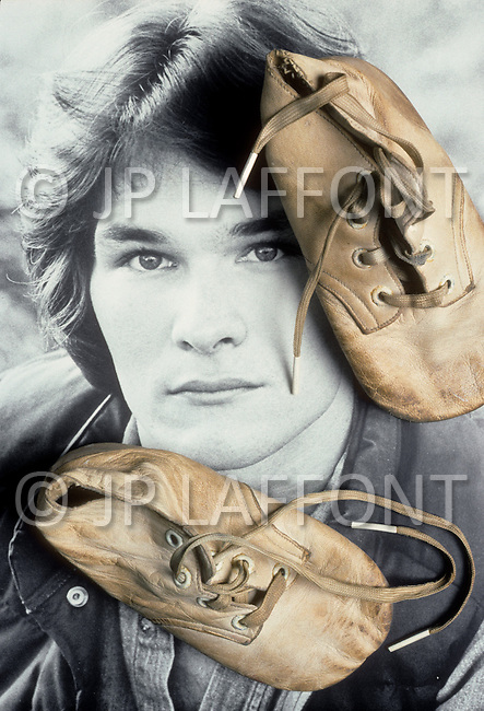 Los Angeles,  . Patsy Swayze, the mother of Patrick Swayze.