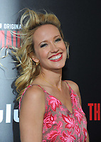 www.acepixs.com<br /> <br /> April 25 2017, LA<br /> <br /> Anna Camp arriving at the premiere of  'The Handmaid's Tale' at the ArcLight Cinemas Cinerama Dome on April 25, 2017 in Hollywood, California.<br /> <br /> By Line: Peter West/ACE Pictures<br /> <br /> <br /> ACE Pictures Inc<br /> Tel: 6467670430<br /> Email: info@acepixs.com<br /> www.acepixs.com